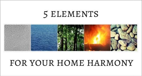 5 elements cheatsheet